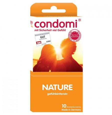 Condomi Nature 10 Pack Condoms
