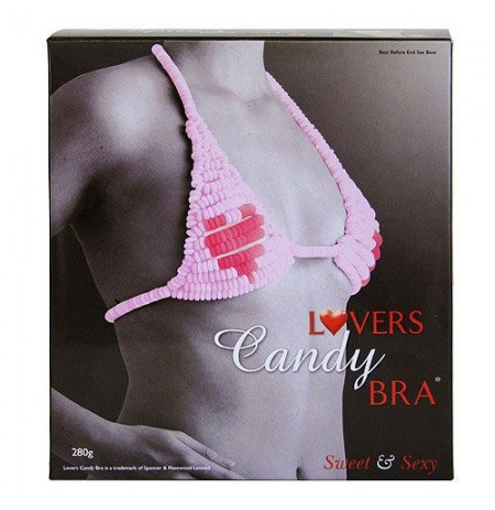 Lovers Candy Bra
