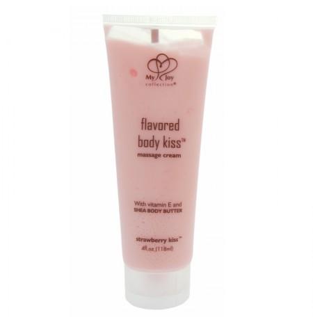 Strawberry Body Kiss Massage Cream