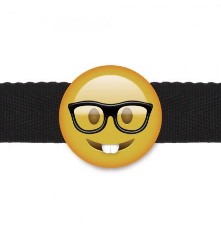 Emogag Nerd Emoji Ball Gag