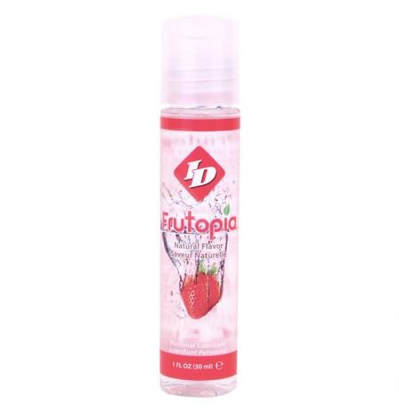 ID Frutopia Personal Lubricant Strawberry 1 oz